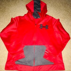 NWOT Under Armour Hooded Jacket